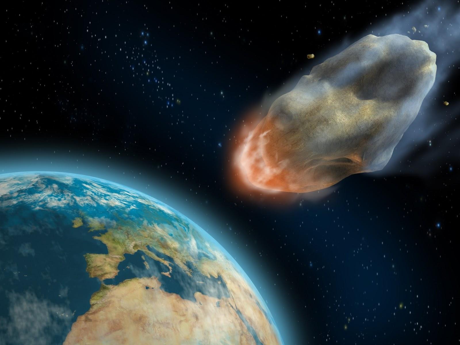 De Chicxulubkrater is het 180 kilometer brede restant van een meteorietinslag die ongeveer 65 miljoen jaar geleden heeft plaatsgevonden