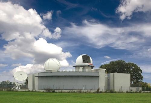 De Sterrenwacht Halley te Vinkel bij Heesch