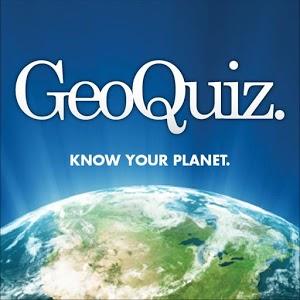 Deze avond wordt ook de geoQuiz weer uitgereikt